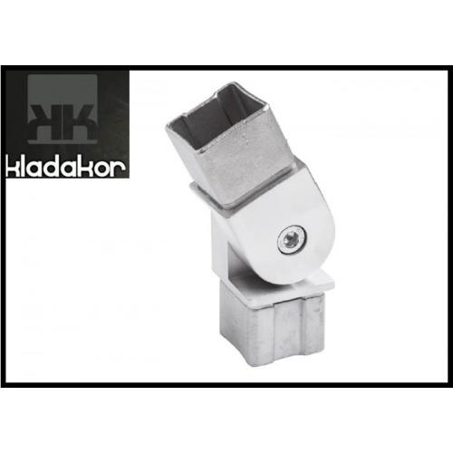 Łącznik - kolanko przegubowe 40x40 mm