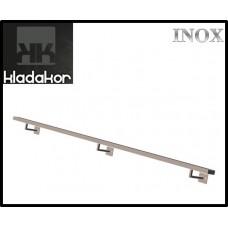 Poręcz uchwyt ze stali nierdzewnej INOX 1,91-2,3m