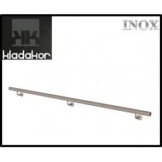 Poręcz uchwyt do ściany stal INOX 1,91-2,3m